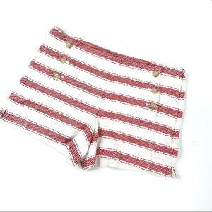Loft Sailor Riviera Striped Short